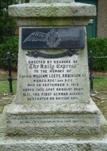 cuffley-memorial