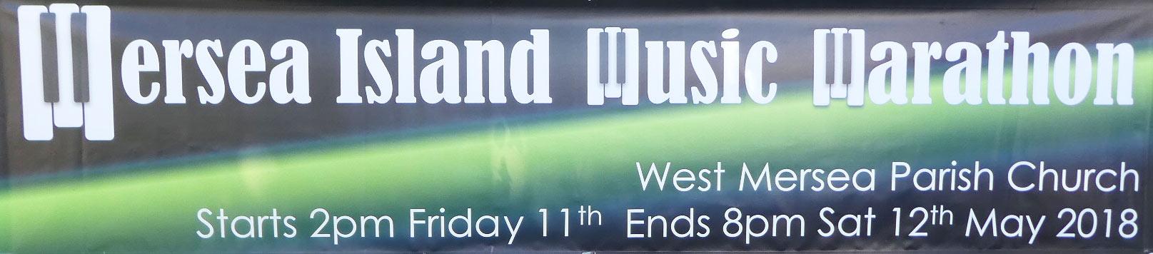 Mersea Island Music Marathon
