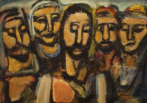 christ-and-apostles